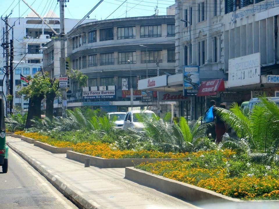 Digo Road, Mombasa, Kenya #volunteer Project By Prime Homes And Gardens.