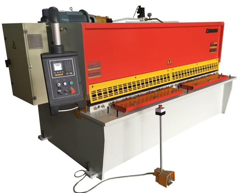 Qc12y 8 2500mm Hydraulic Shearing Machine For Sale Sheet Metal Beams Electronic Products