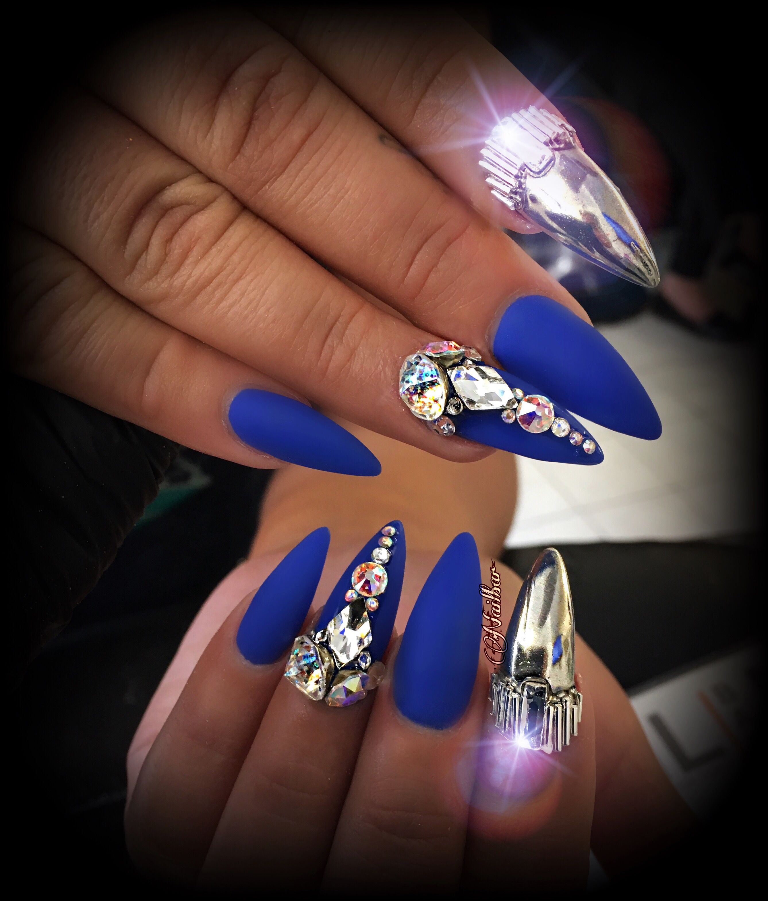 Pin by 💎KIANIA💎 on CLAW COUTURE | Pinterest | Beautiful nail ...
