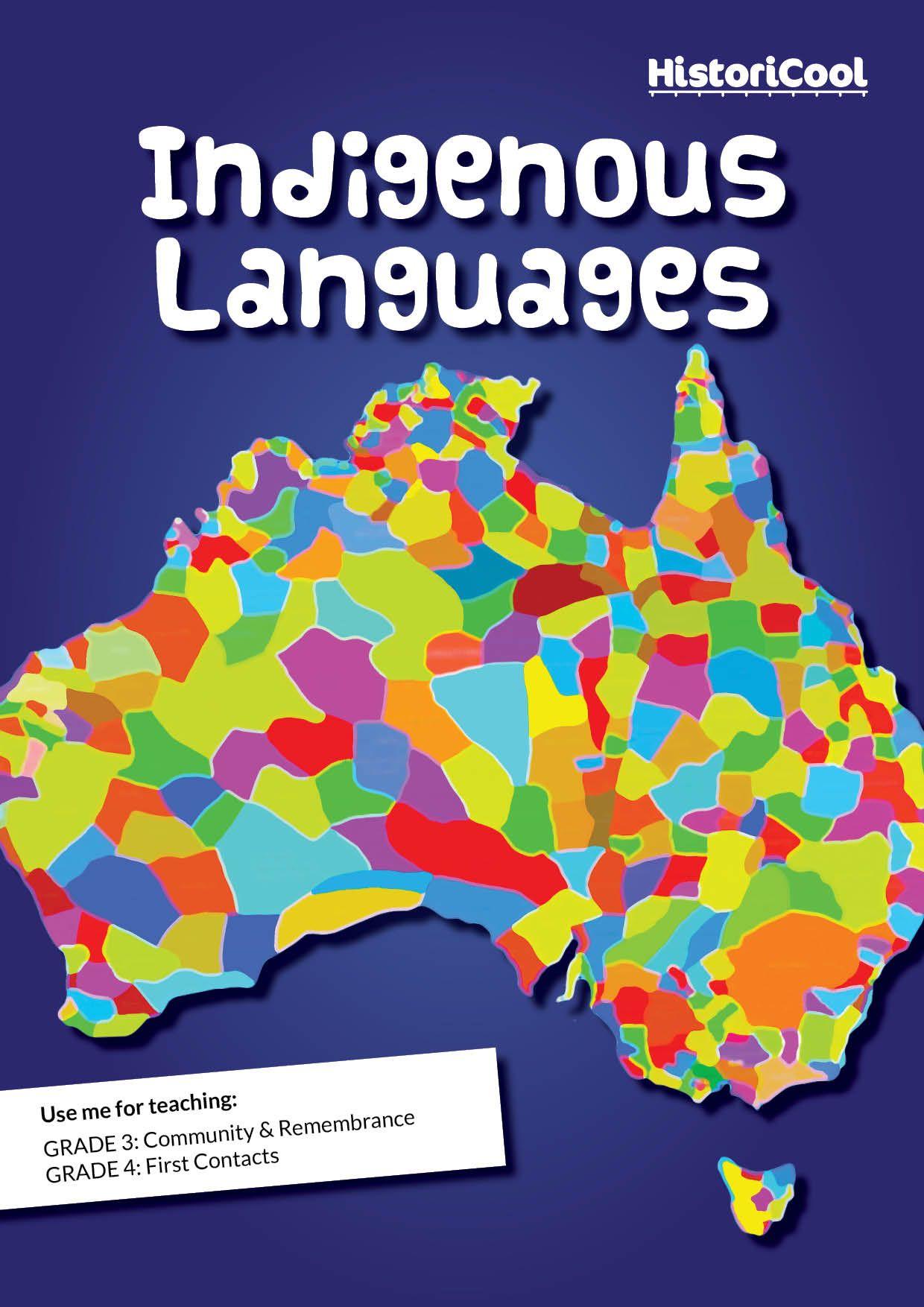 Use The Indigenous Australian Language Amp Connection