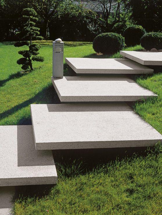 metten freischwebende stufen conceo freischwebende stufenplatten terrasse pinterest. Black Bedroom Furniture Sets. Home Design Ideas