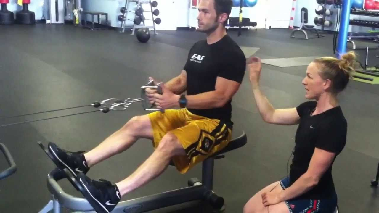 How To And How Not To Do A Seated Cable Row Bodybuilding Workout Plan Bodybuilding Workout Schedule Best Workout Plan