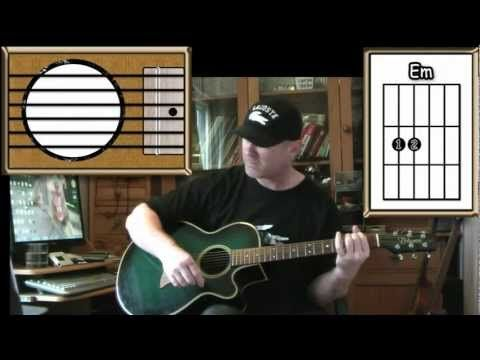 Nights In White Satin - The Moody Blues - Acoustic Guitar Lesson (easy-ish)