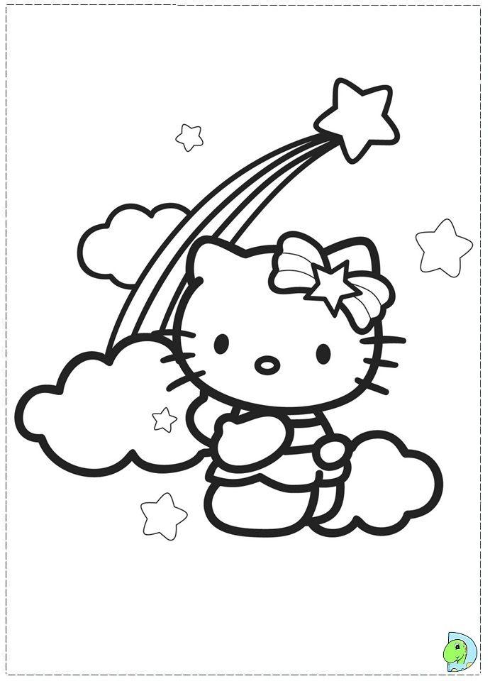 Hello Kitty Coloringpage 20 Jpg 691 960 Hello Kitty Coloring Hello Kitty Colouring Pages Kitty Coloring