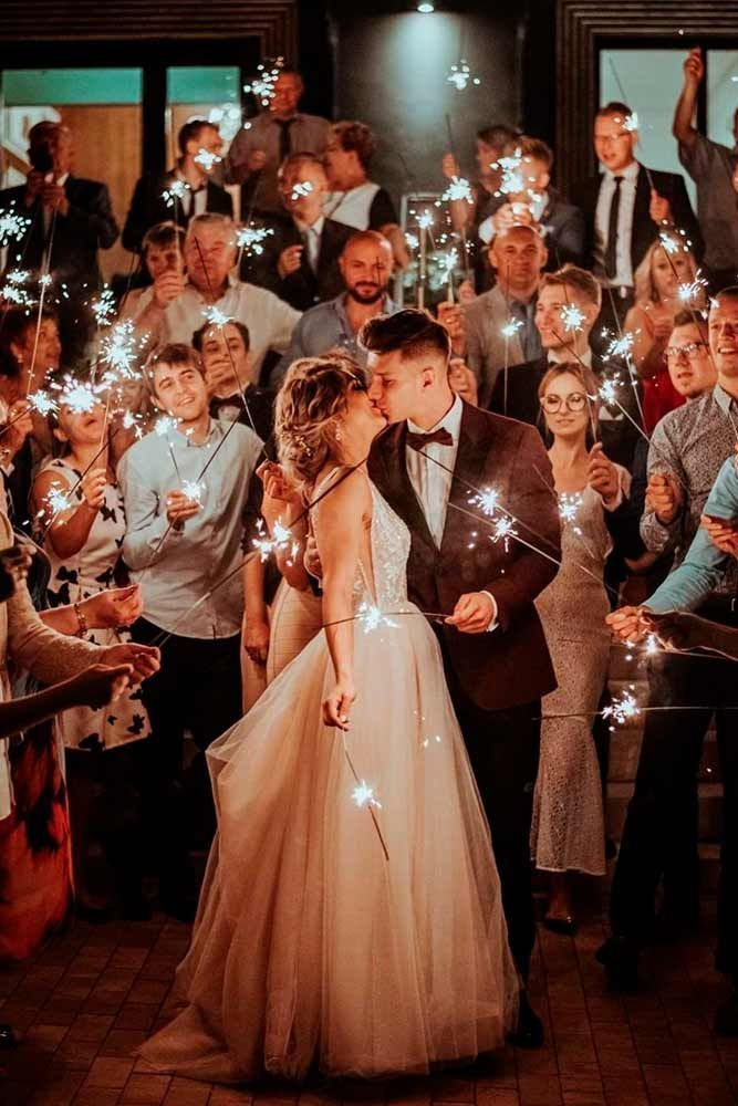 Time To Celebrate! #wedding #weddingphoto ★ Tips and ideas to add to your wedding photography list. Best romantic poses and details for your inspiration.  #glaminati #lifestyle #weddingphotography #Weddings photography Fantastic Wedding Photography Ideas To Make It The Day To Remember