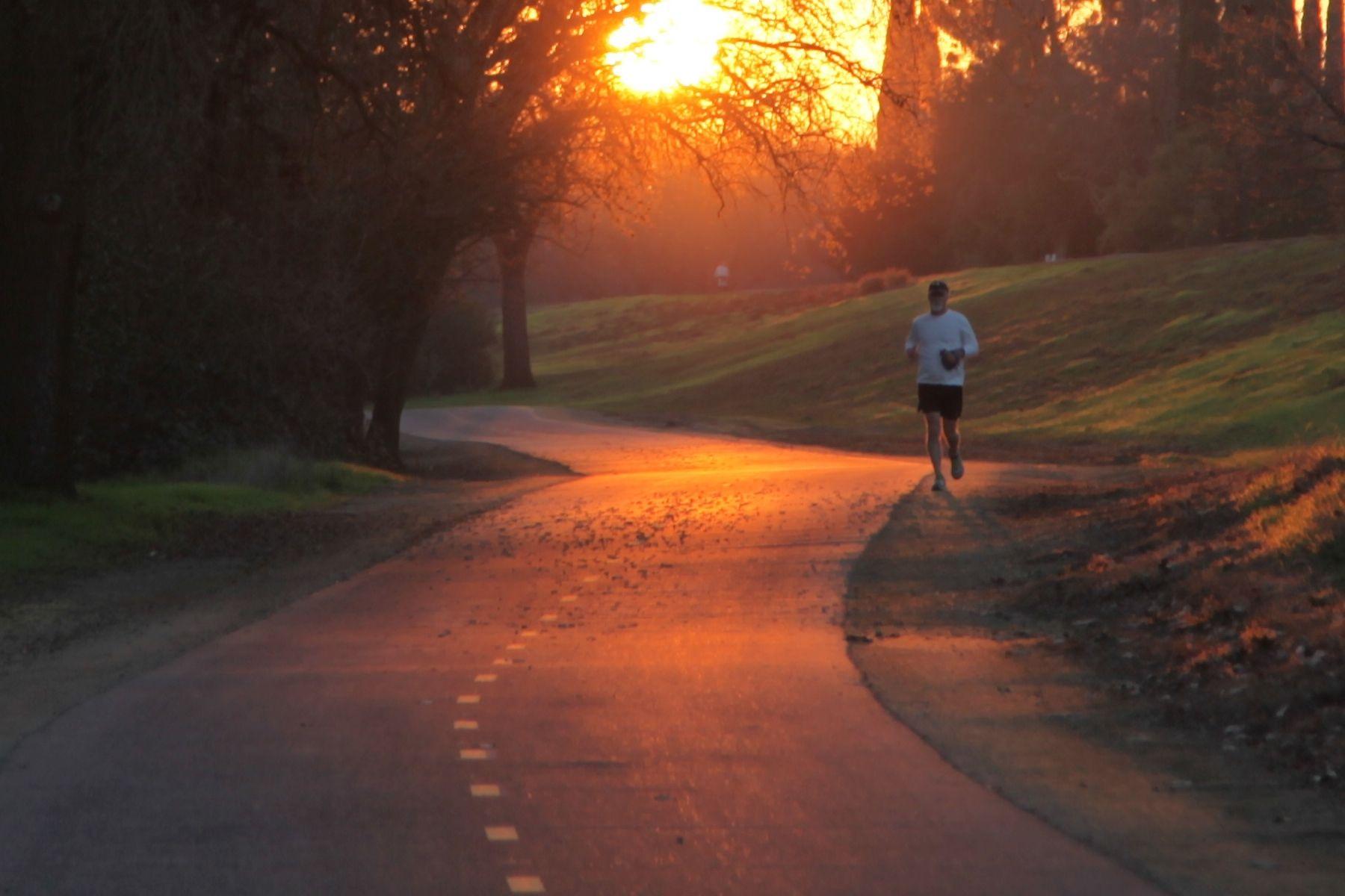 Image result for running morning