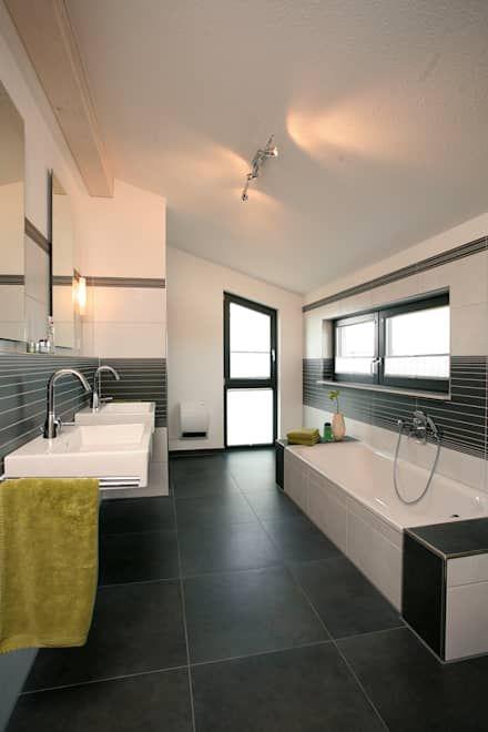Badezimmer Ideen, Design und Bilder | Badideen | Pinterest ...