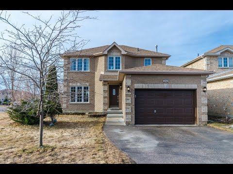 Barrie Real Estate Tours HD Video Tour 181 Esther Dr Barrie, Ontario