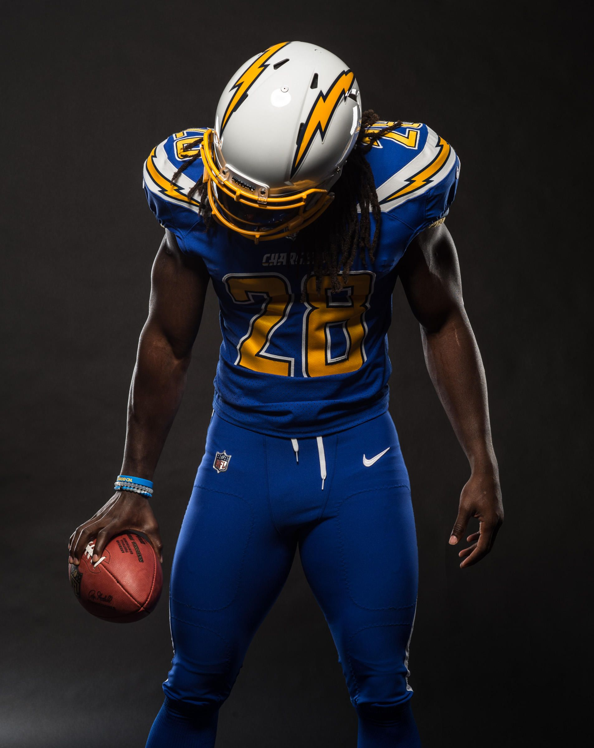 more photos 9daf4 176df ladainian tomlinson color rush jersey