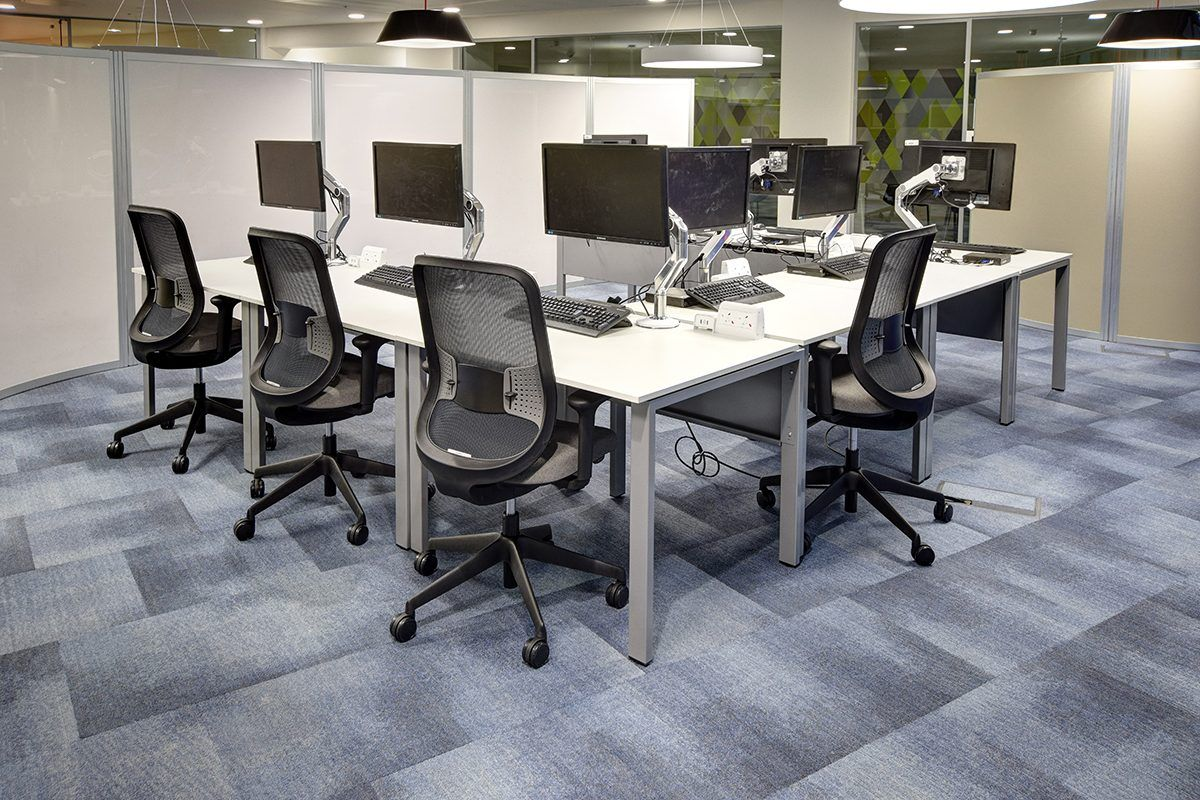 Central Government Department Office interior design