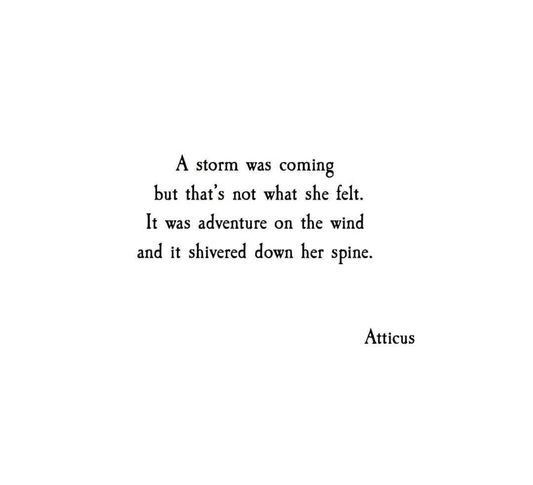 Atticuspoetry Atticuspoetry Atticus Pinterest Poem Thoughts