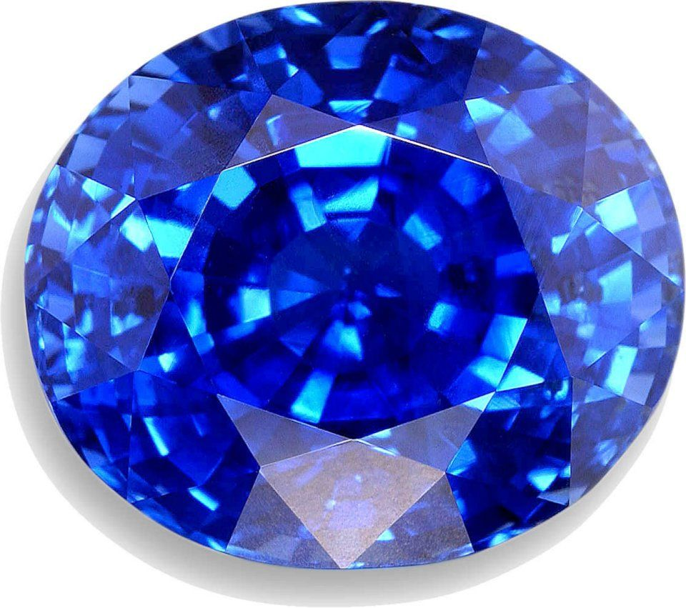by structure sapphire surrounded photo sapphires included very ehnxar large pink crystal blue alamy gemstone photos trigonal images stock