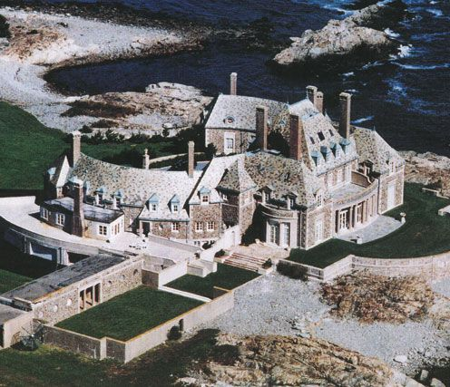 seafair newport rhode island important american architecture