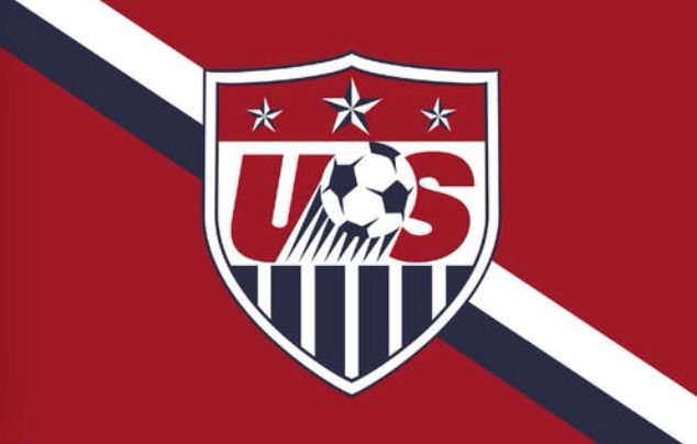 Us National Team Soccer Us Soccer Soccer Logo Soccer Tv