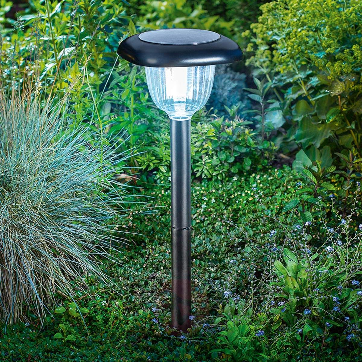 Lampa Solarna Led Classic Light Z Duo Color Lampy Solarne