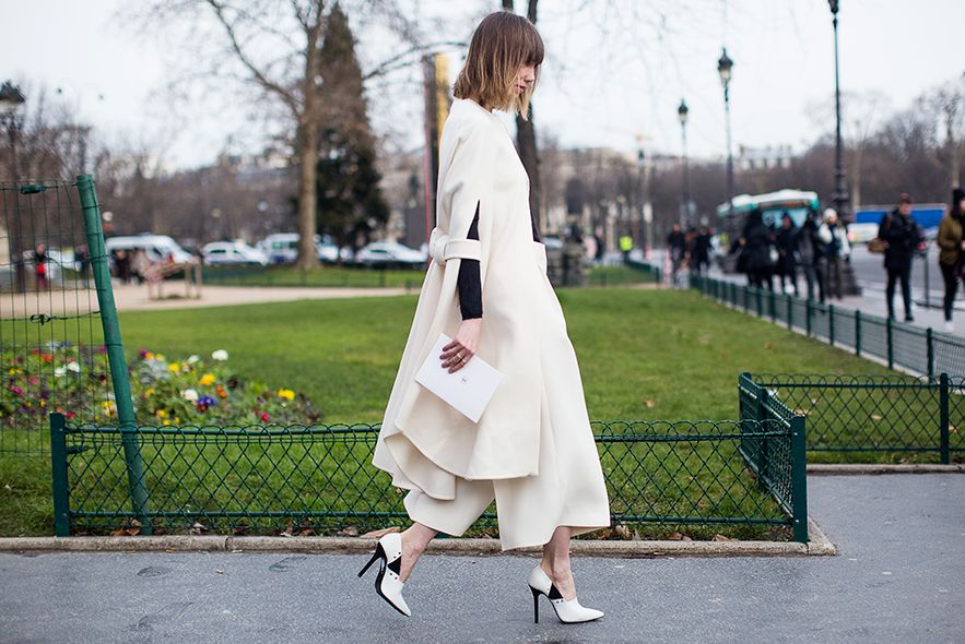 Street Style: Spring 2015 Couture – Vogue