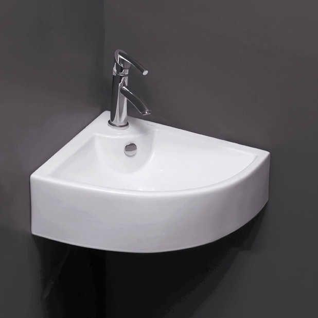 Five Bathroom Sinks For The Corner Small Bathroom Sinks Tiny