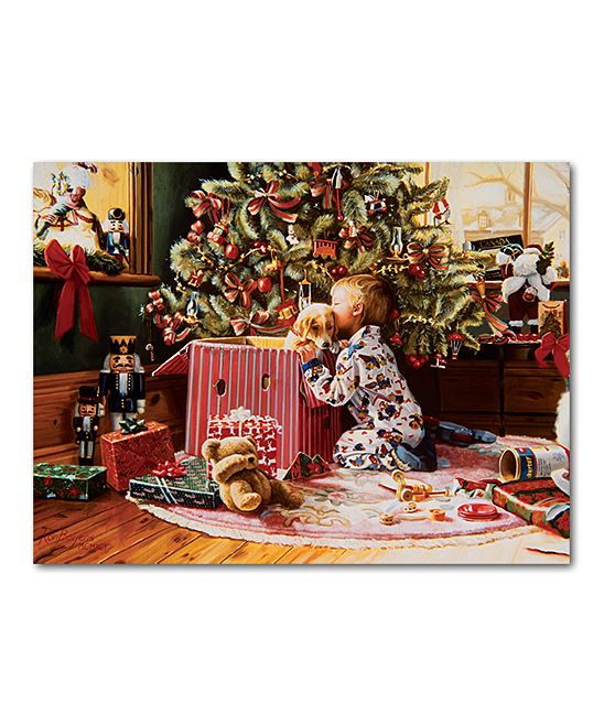 Christmas Morning 500-Piece Puzzle