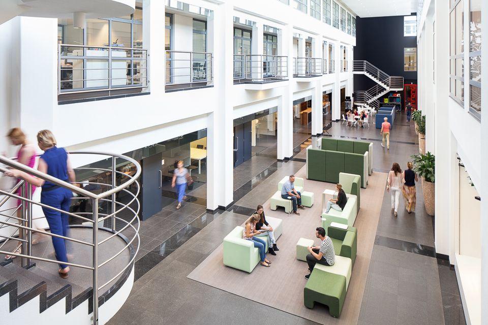 Atrium - Ahrend Inspiration Centre