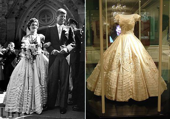 Jackie Kennedy Wedding Gown  3492bb57ab