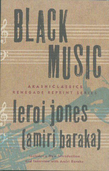 LeRoi Jones, Black Music.