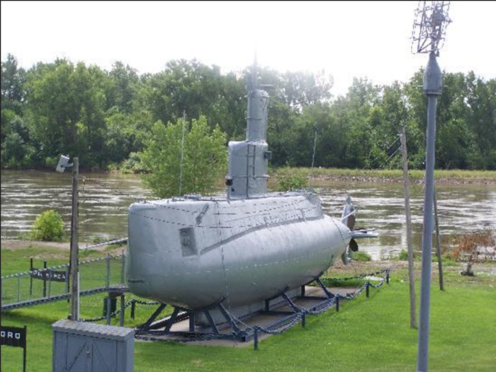 Many People Have No Idea The Unique Freedom Park In Nebraska Even Exists Park Nebraska Missouri River