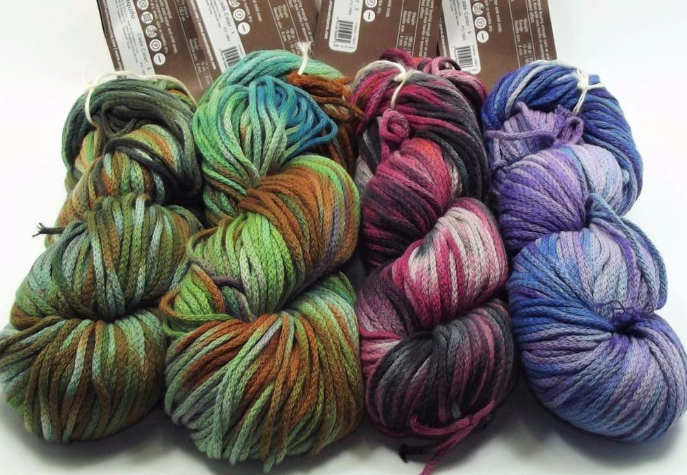 71% Off Araucania Mataquito Yarn Worsted Cotton Alpaca Select Color Clearance! #Araucania #Woven