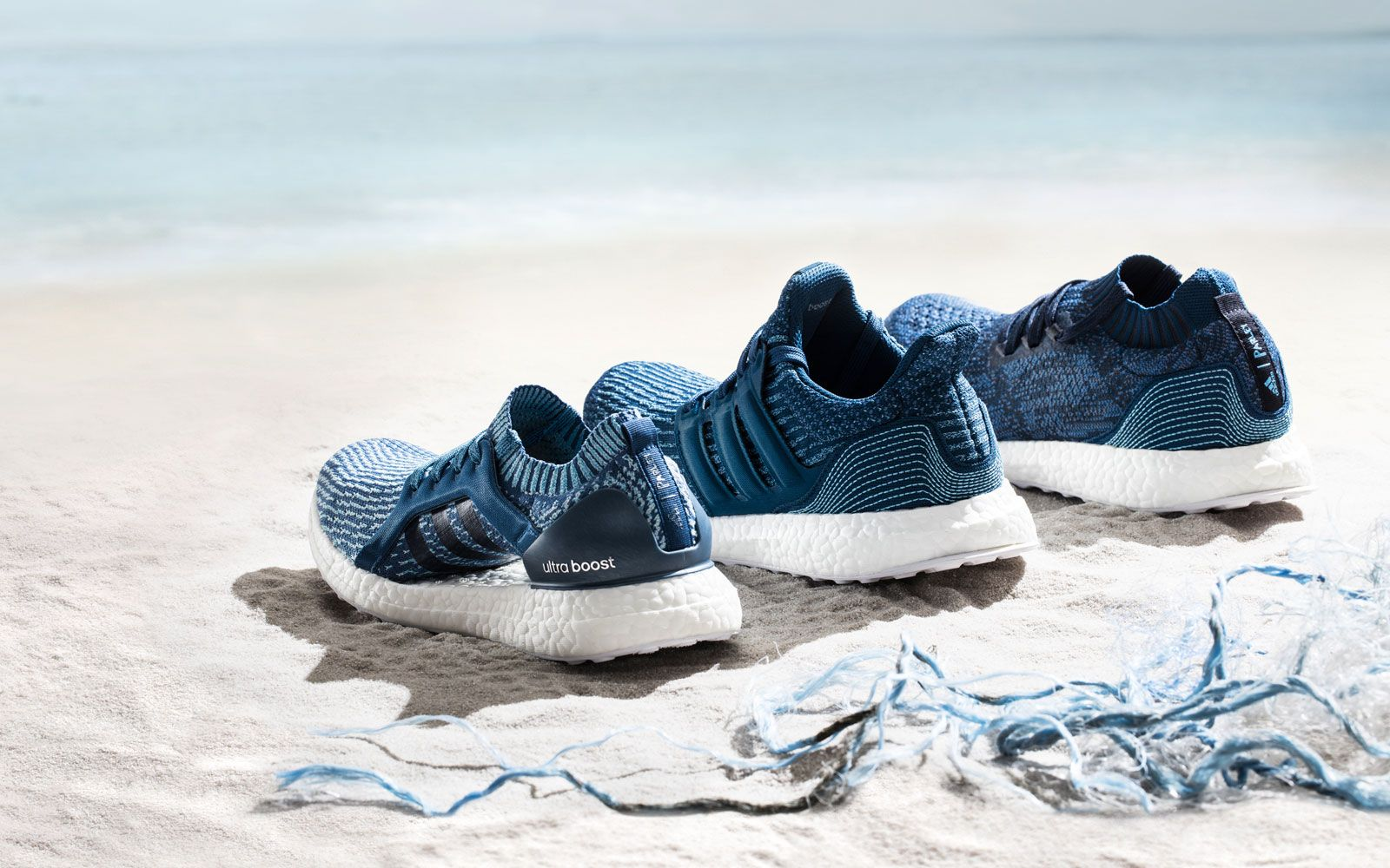 d7ec11b7da6 Adidas will sell more shoes partially made with ocean trash