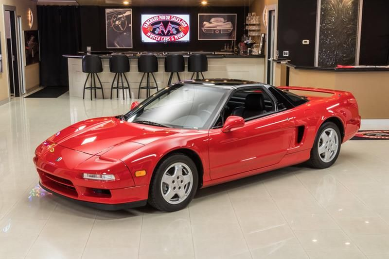 1992 Acura NSX Base 2dr Coupe For Sale All Collector