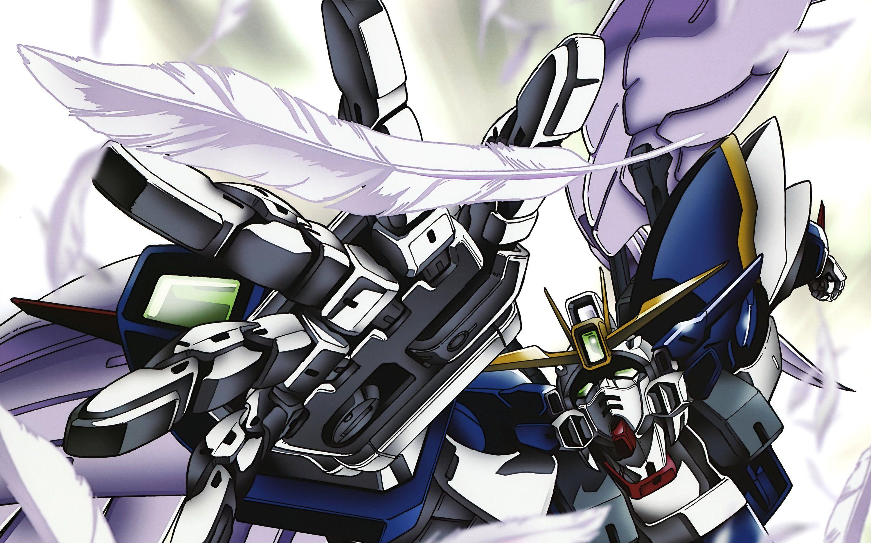 Gundam Wing Endless Waltz Wallpapers Wallpaper Cave