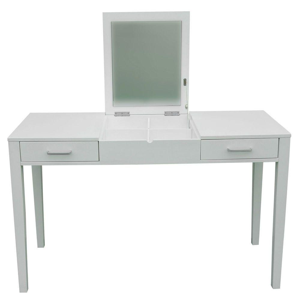 Best New Vanity Makeup Dressing Table Make Up Desk With Flip 400 x 300