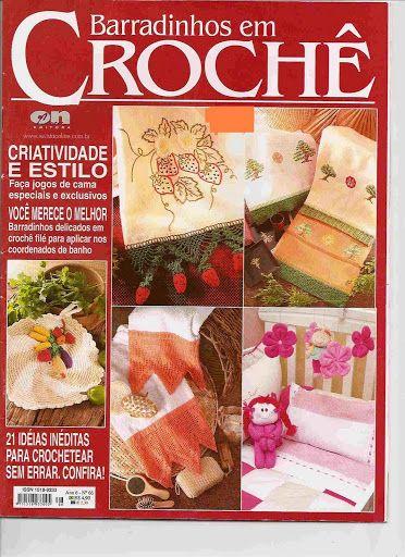 Barradinhos em Croche - claudia - Веб-альбомы Picasa