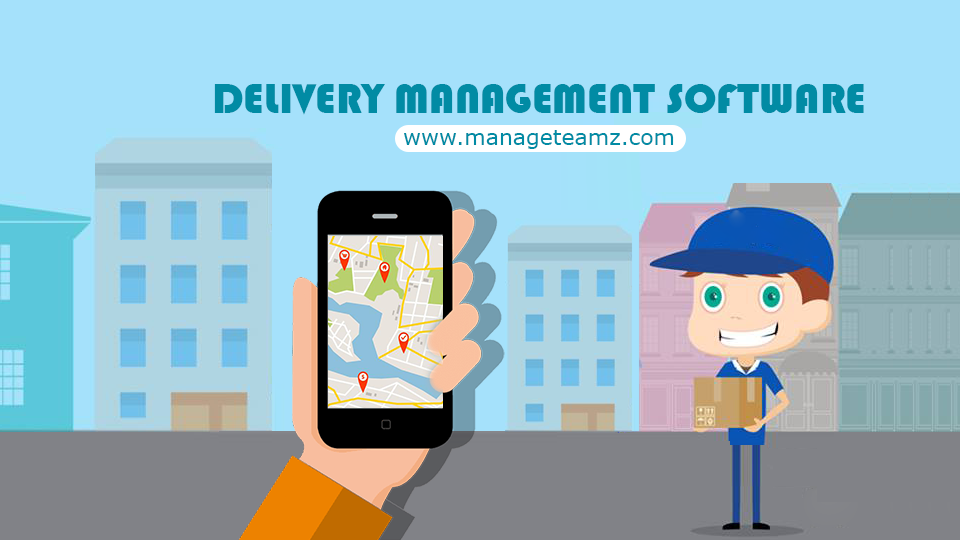 Challenging to monitor your delivery business? #ManageTeamz