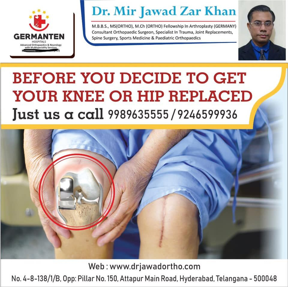 ROBOTIC KNEE REPLACEMENT SURGERY | Best Knee Replacement
