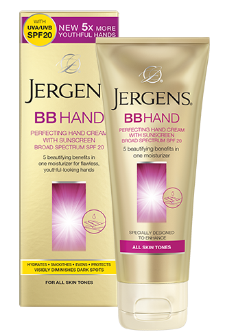Jergens BB Hand Perfecting Hand Cream with Sunscreen Broad Spectrum