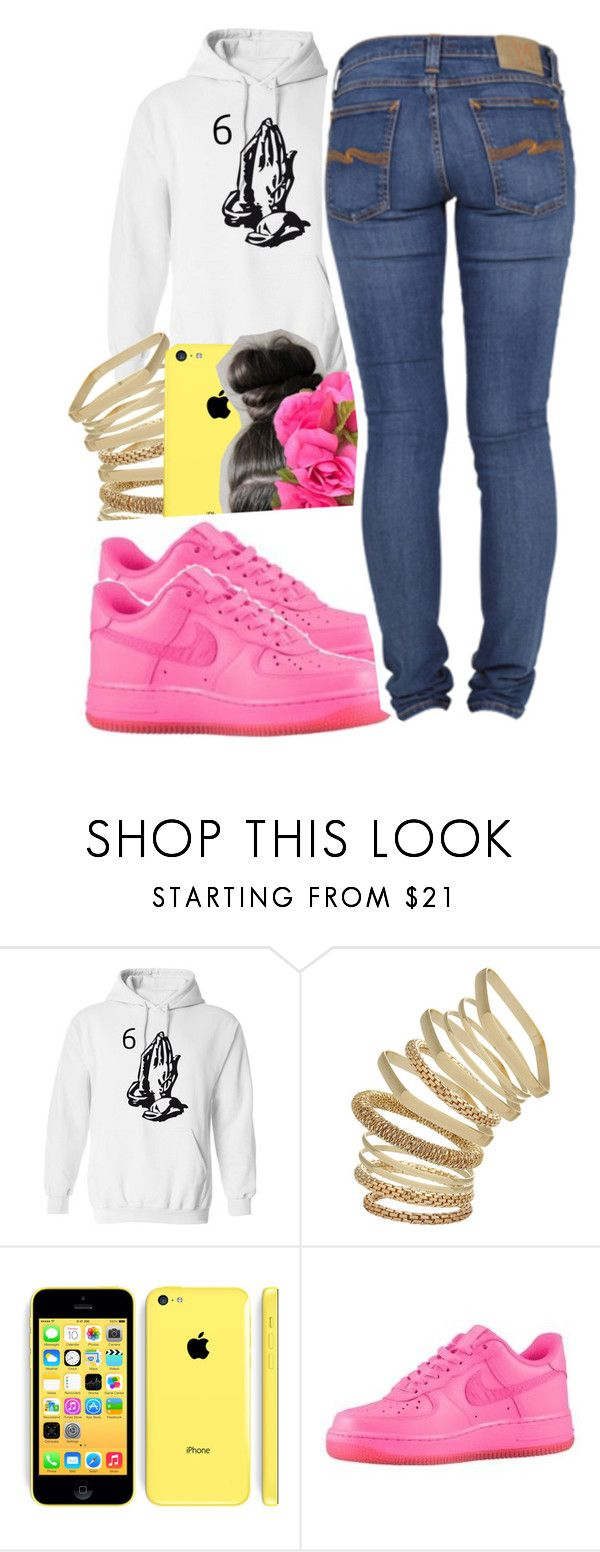 """Bad Blood ~ 7/29/14"" by glow-pop ❤ liked on Polyvore featuring Topshop, NIKE, Nudie Jeans Co., women's clothing, women's fashion, women, female, woman, misses and juniors"