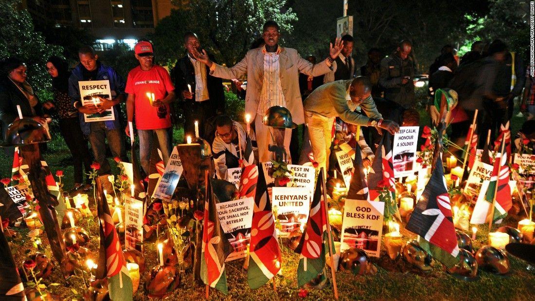 vigils in kenya