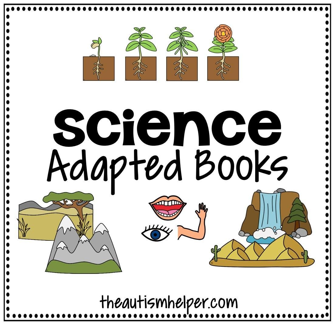 Science Adapted Books For Special Education