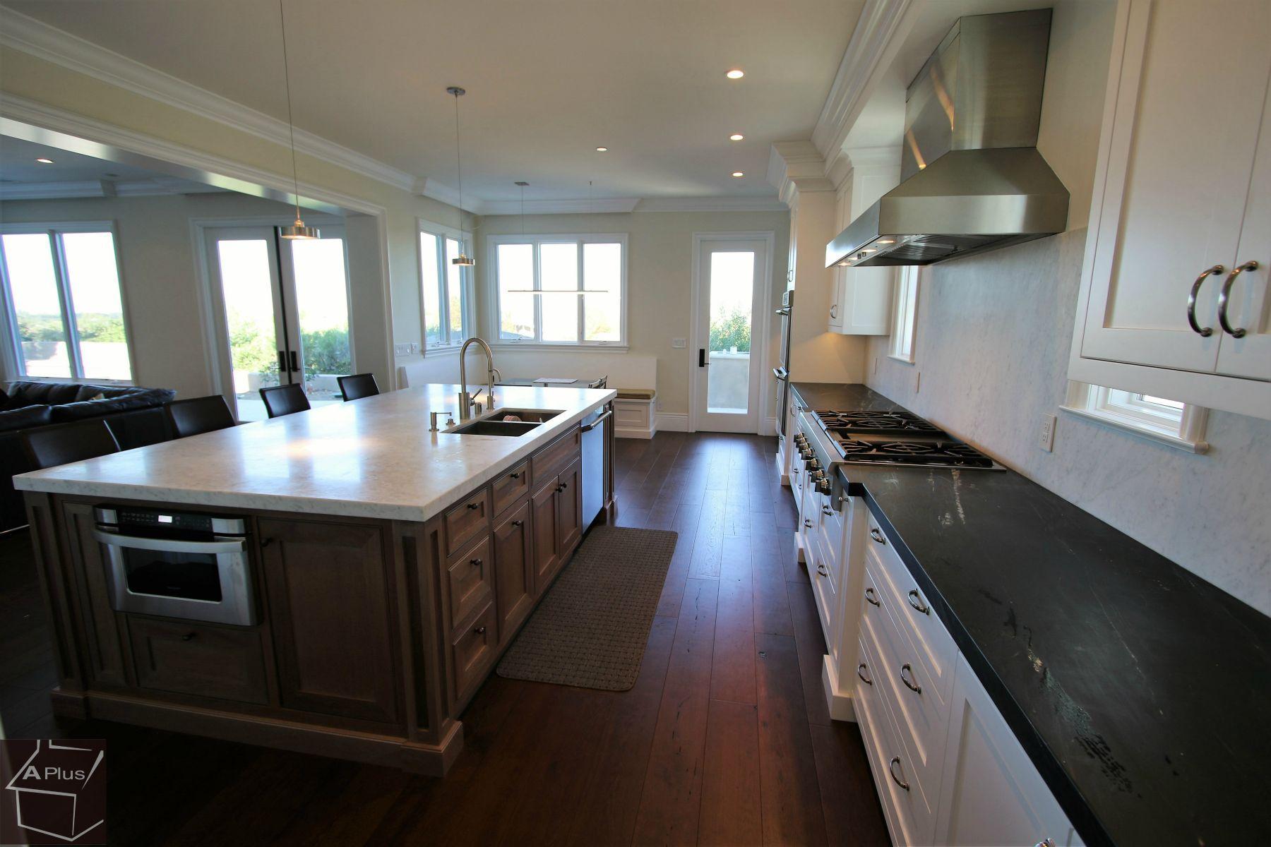 Aplus Interior Design Remodeling Kitchen Remodel Contemporary