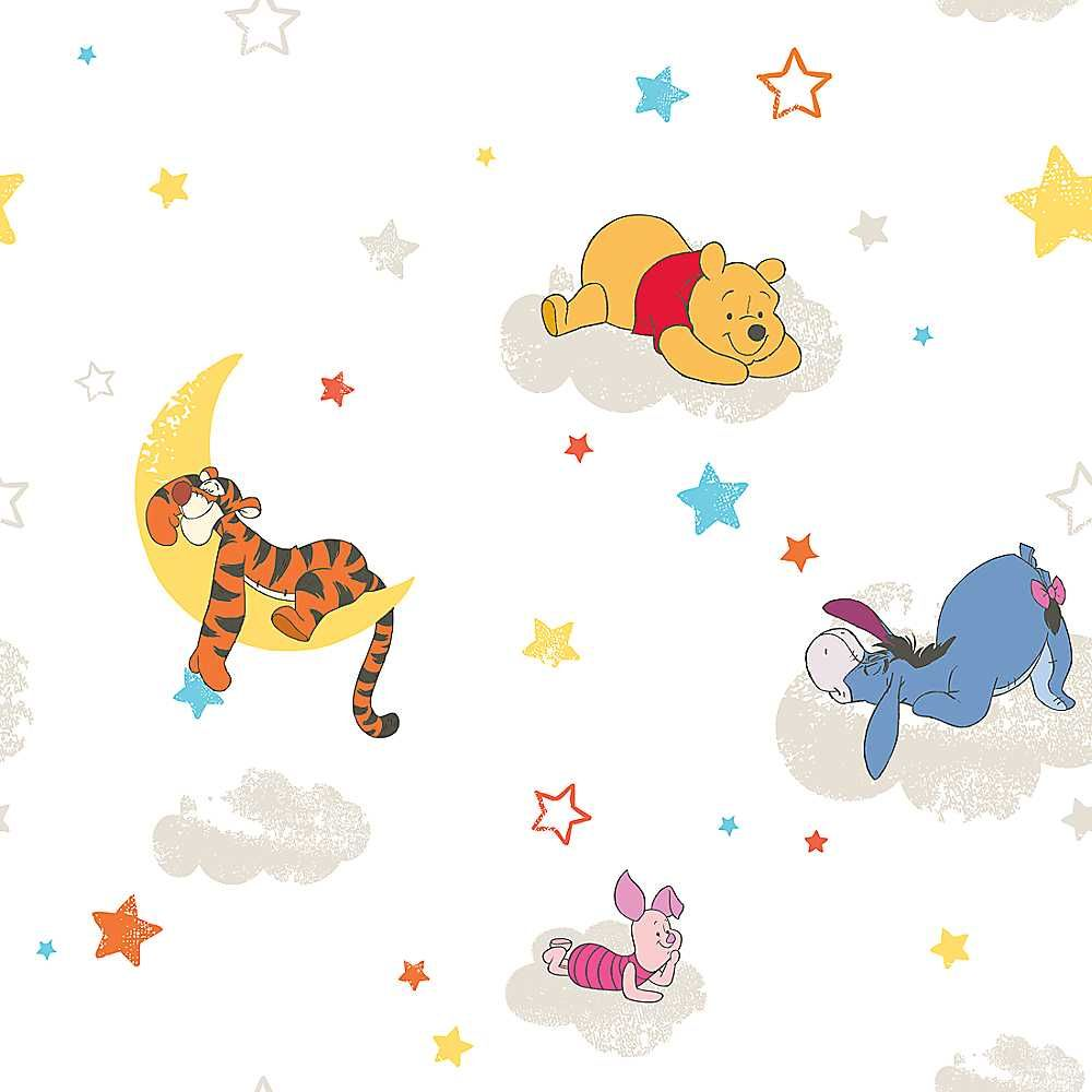 Graham Brown Winnie Pooh Rise Shine Wallpaper Projects