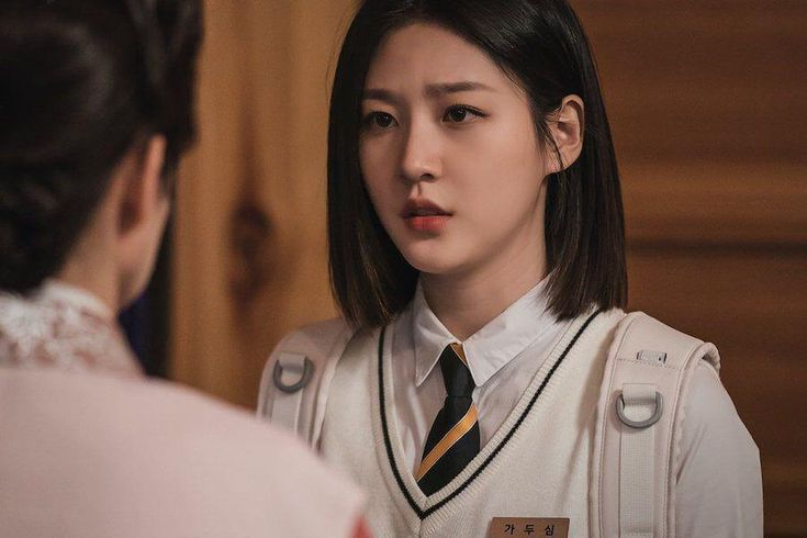 Kim Sae Ron Resists Her Fate Of Becoming A Shaman In New Fantasy Romance Drama