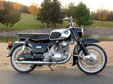 1966 Honda 150 Dream Vintage Honda Motorcycles Honda Motorcycles Honda