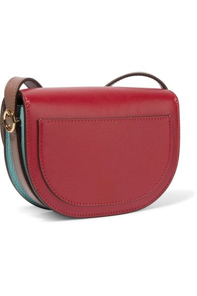 Victoria Beckham half-moon box bag - Red HTvAOJX