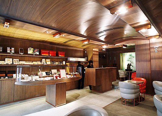 Toraya Place Vendome Paris Ile De France Tea Room Home Decor Japanese Restaurant