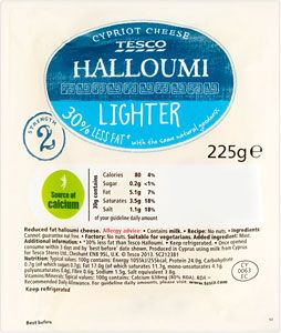 Image result for tesco halloumi lighter