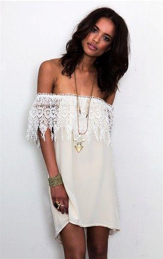 Bonita Dress | Romantische kleider, Diy schmuck und Rochen