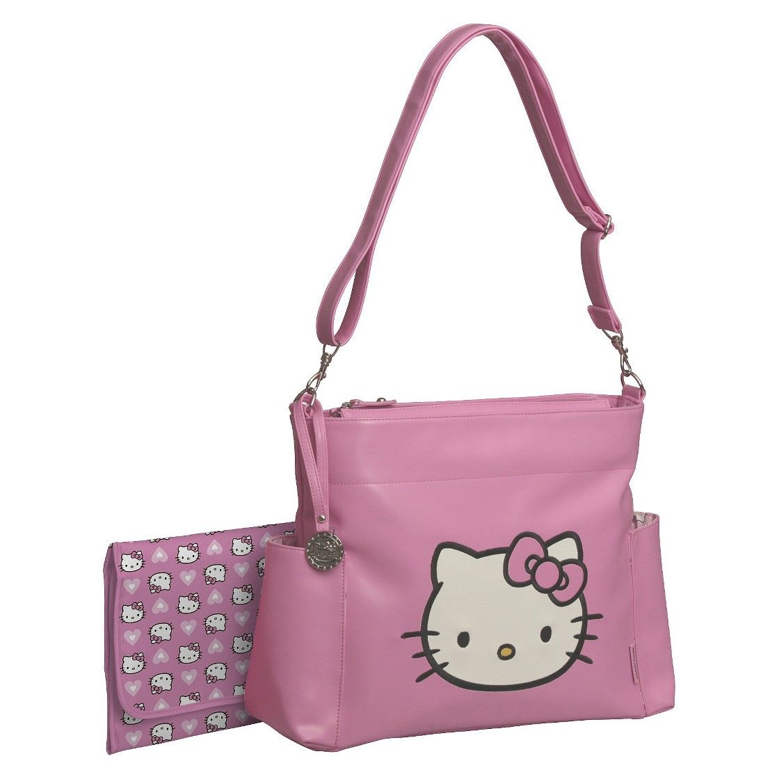 Hello Kitty Diaper Bag Tote - Pink  43c4561c0817d