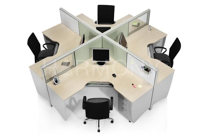 Harmony Systems Office Furniture Modular Workstations Workstation