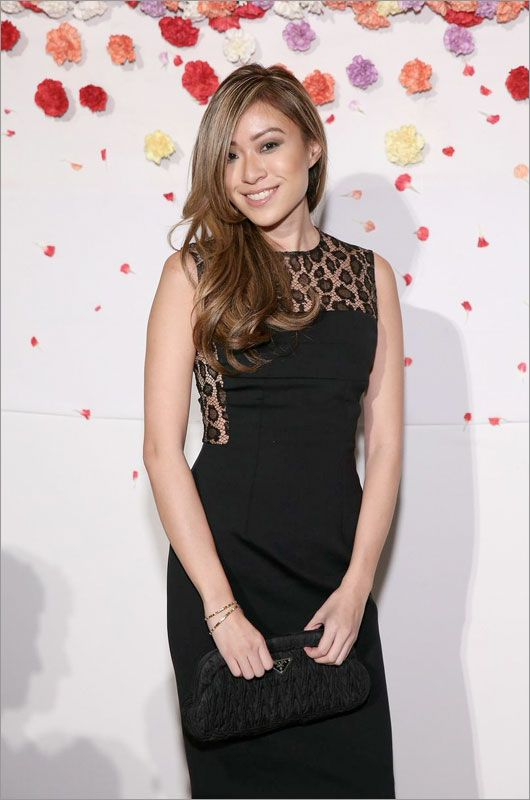 Jennifer Ty. Guggenheim Museum: Young Collectors Party.