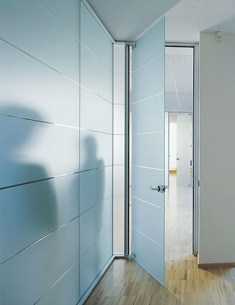Swinging door / glass - Adotta Italia srl